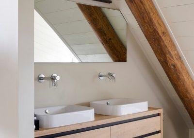 Badkamer op maat - foto Denise Keus