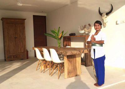 Geniet van de Balinese gastvrijheid