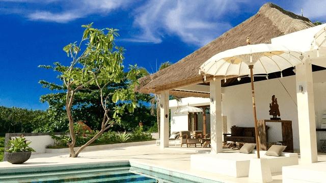 Villa Spa Pasir Putih Bali