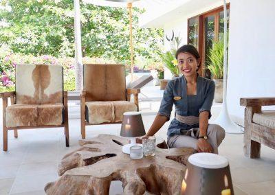 Balinese gastvrijheid