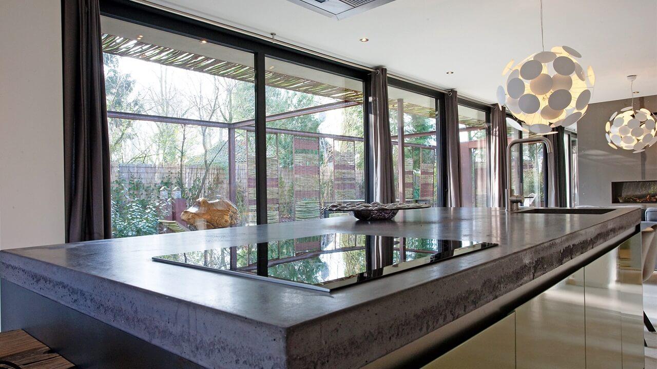 Stalen-Boshuis-Interieur-keuken-2