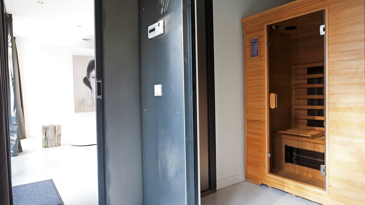 Stalen-Boshuis-sauna